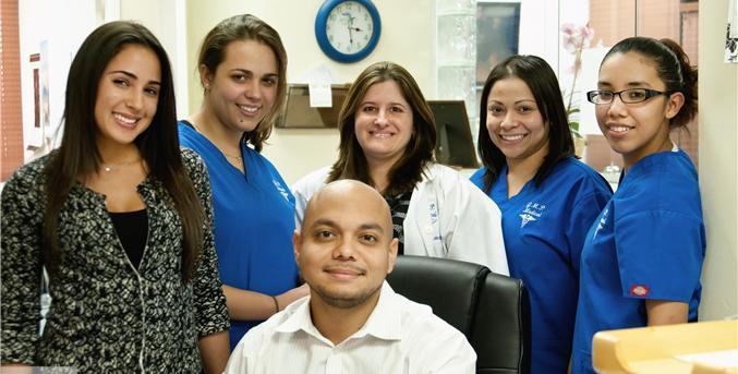Hialeah doctor GMP Medical team of professionals.