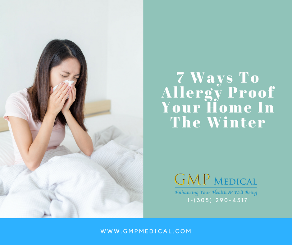 7 Ways To Allergy Proof Your Home In The Winter