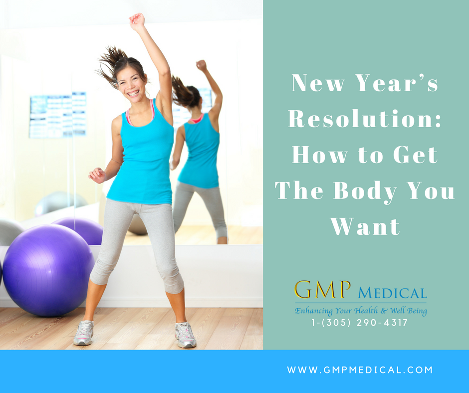 New Year's Resolution_ How to Get The Body You Want