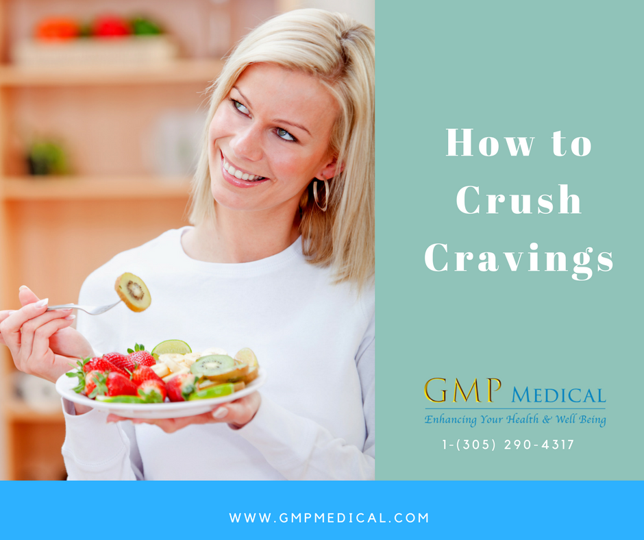 how to crush cravings