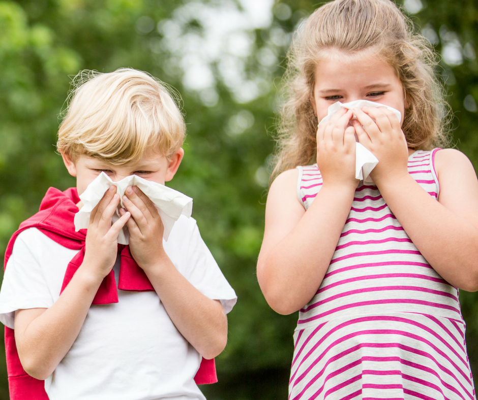 Dear Moms, Here's How to Deal with Your Children's Allergies