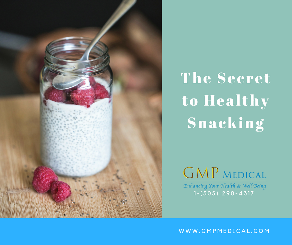 Secret to Healthy Snacking