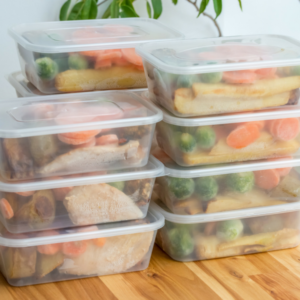 3 Proven Ways to Prepare for Your Summer Body Featured Image 1 Meal Prep